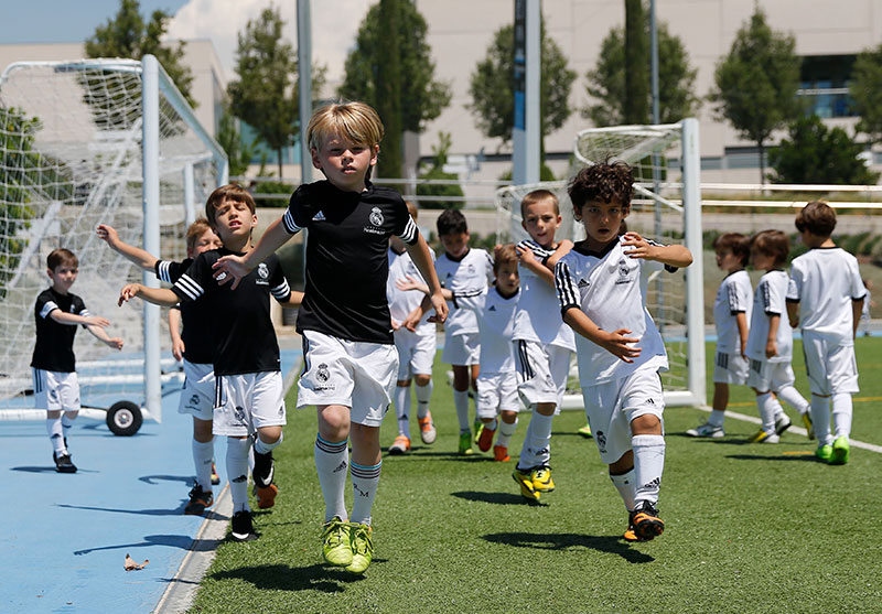 Real Madrid Fundacion Avanza Sports