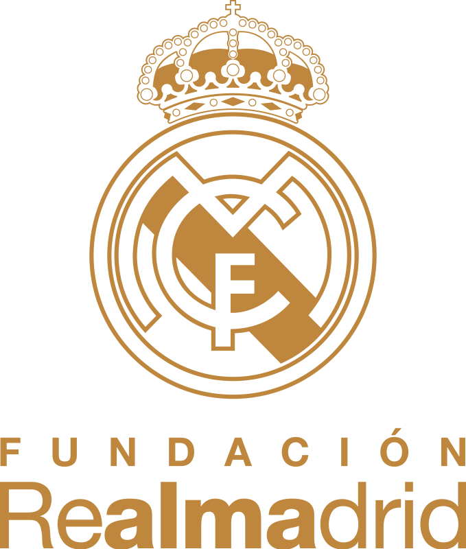 Logo Real Madrid Fundacion